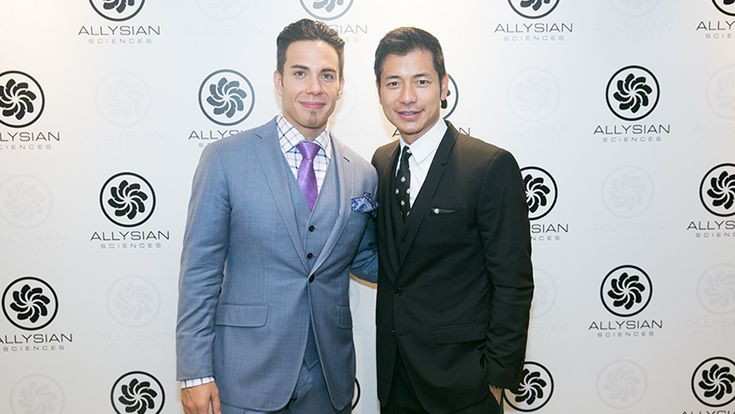 Led by global entrepreneur Rod Jao and the most decorated American winter Olympian of all time http://www.allysian.com/company.html
