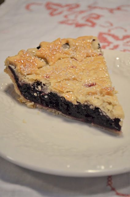 Black Raspberry Pie...an Iowa State Fair winner | Pie on Sunday