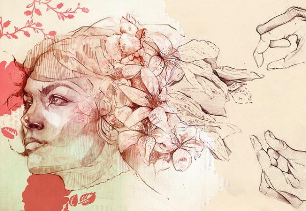 carolina ramirez  - Illustrations by Maria Carolina Ramirez Alvarez  <3 <3