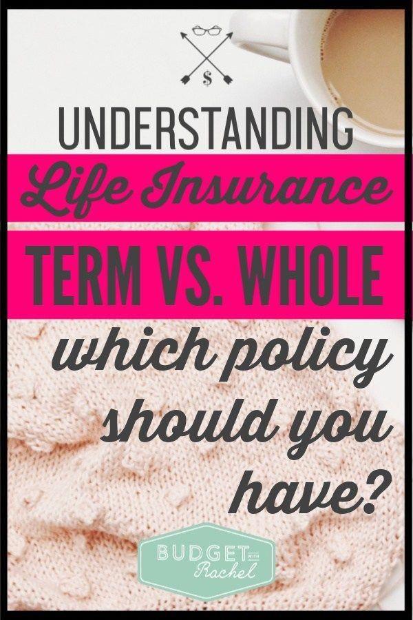 Term Life Vs Whole Life Insurance Simplified Whole Life