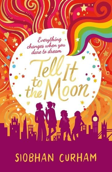 Tell it to the Moon is about friends banding together to face four very different scenarios in their lives. Read my review: #CBCA: Tell it to the Moon http://editingeverything.com/blog/2017/09/05/cbca-tell-moon/ #lgbtq #hindu #hinduism #diversebooks
