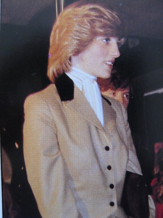 Princess Diana , Capital Radio Station - le 23 Novembre 1982 _ Suite