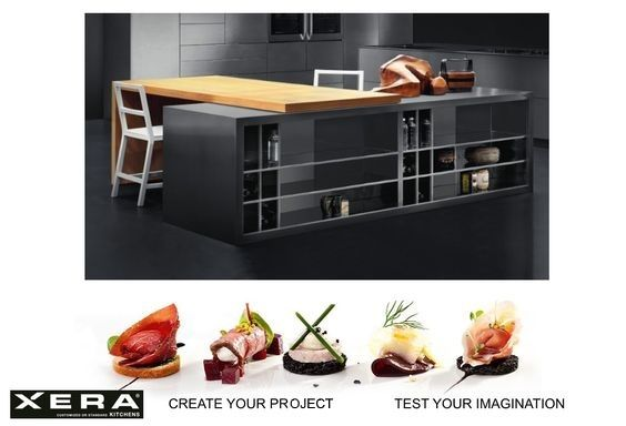 Create your project | test your imagination #XeraCucine #design #projects