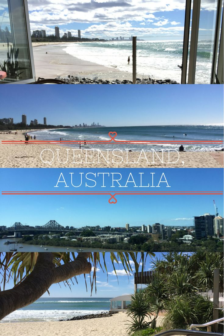 The best way to make the most of a trip to Queensland and exploring Brisbane and the Gold Coast -  A detailed Itinerary of what to do in these two cities. http://thetinytaster.com/2017/06/20/itinerary-one-week-in-queensland-between-brisbane-the-gold-coast/