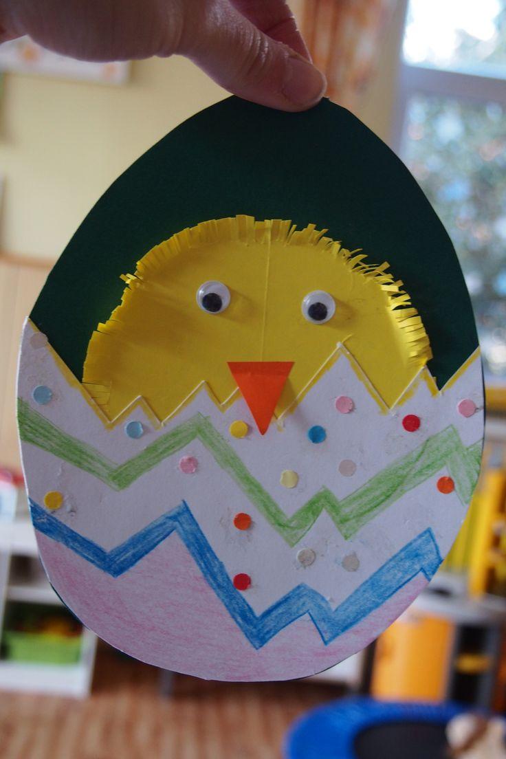 velikonoční kuře -Easter chicken