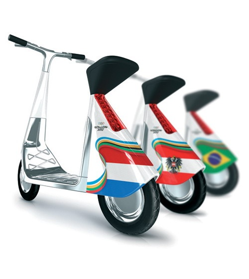 electric scooter business plans