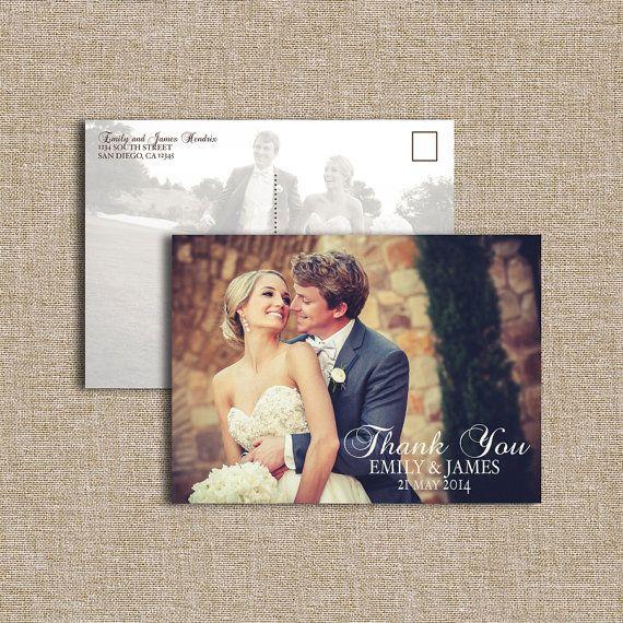 Thank you postcards!