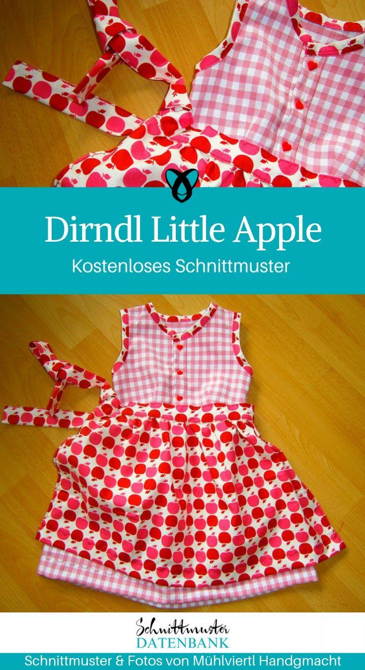 Dirndl Little Apple Noch keine Bewertung.