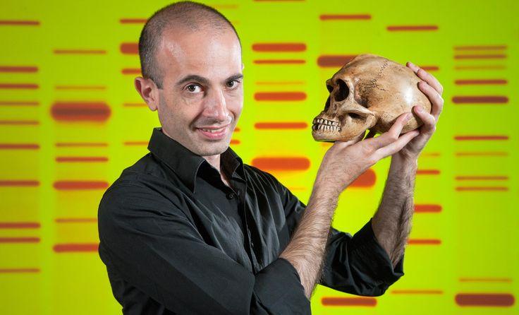 """Yuval Harari: """"Lo más sorprendente del futuro no serán las naves espaciales sino los seres humanos que las pilotearán"""""""
