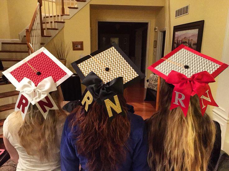 Nursing Graduation Caps!