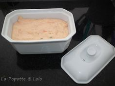 Terrine de saumon thermomix