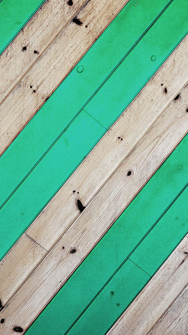 Stripe Green Wood Pattern #iPhone #6 #plus #wallpaper