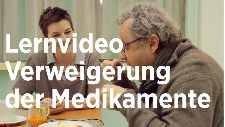 Lernvideo: Medikamentenverweigerung