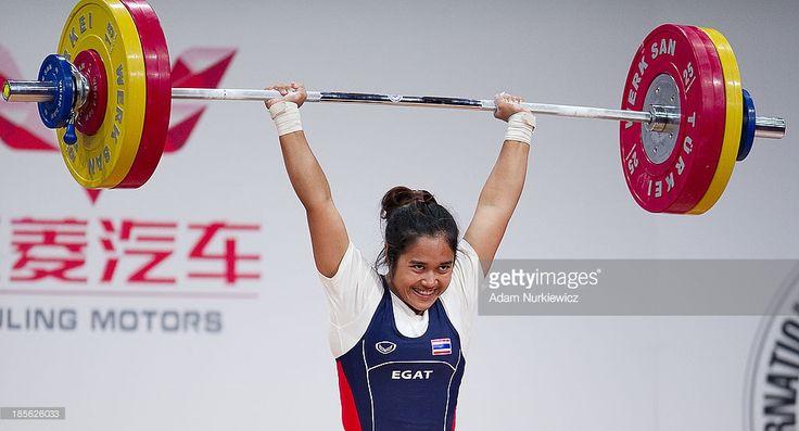 Sopita Tanasan. Gold 48 kg. Rio 2016