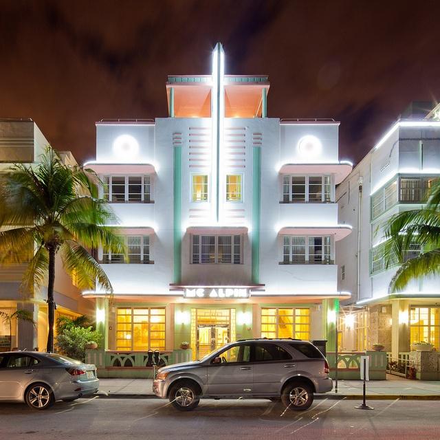 Hotel Mcalpin South Beach Miami Florida