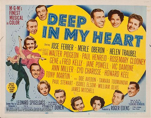 deep in my heart 1954 greek subs