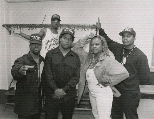 Ice Cube, Yo Yo, Sir Jinx, Da Lench Mob