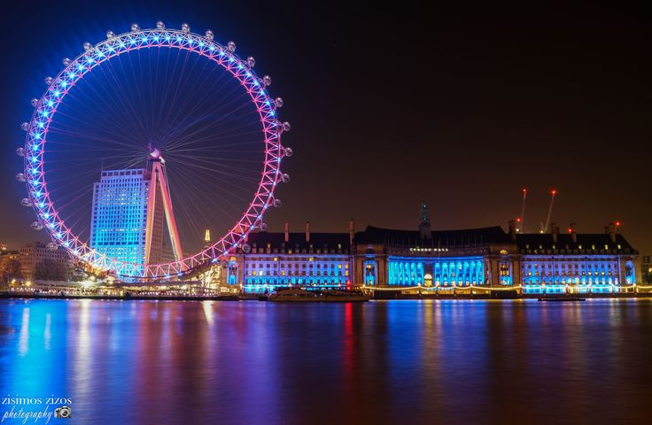 London Eye, County Hall & London Aquarium!!