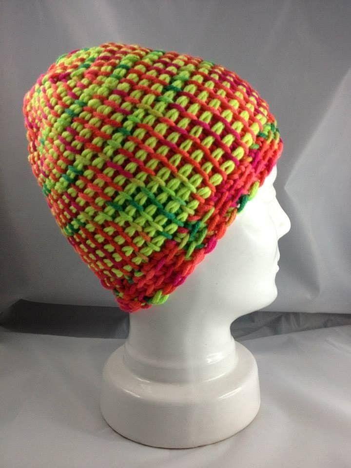 21 besten T - HÄKELN - Tunesisch / Tunesian crochet Bilder auf ...
