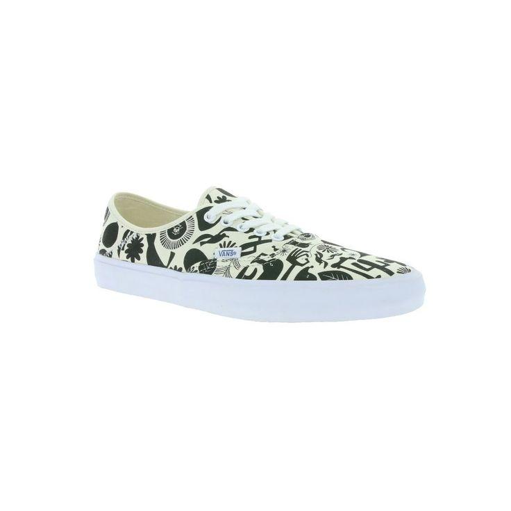 Vans – Authentic Herren Sneaker Weiß