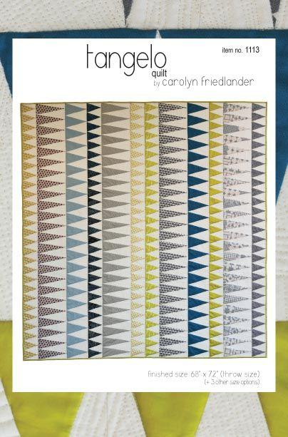 1113 tangelo quilt pattern front cover_carolyn friedlander