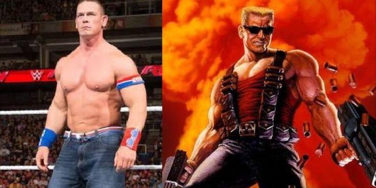 John Cena in talks to star in a Duke Nukem film