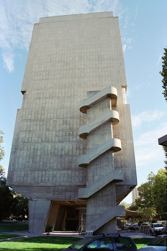Le Corbusier, Cité radieuse de Marseille