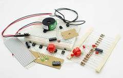 Solderless Breadboard Electronics Project Kit