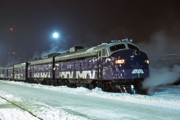 Image Detail for - ... Jim took this photo on January 1, 1967 at the Ottawa Train Station
