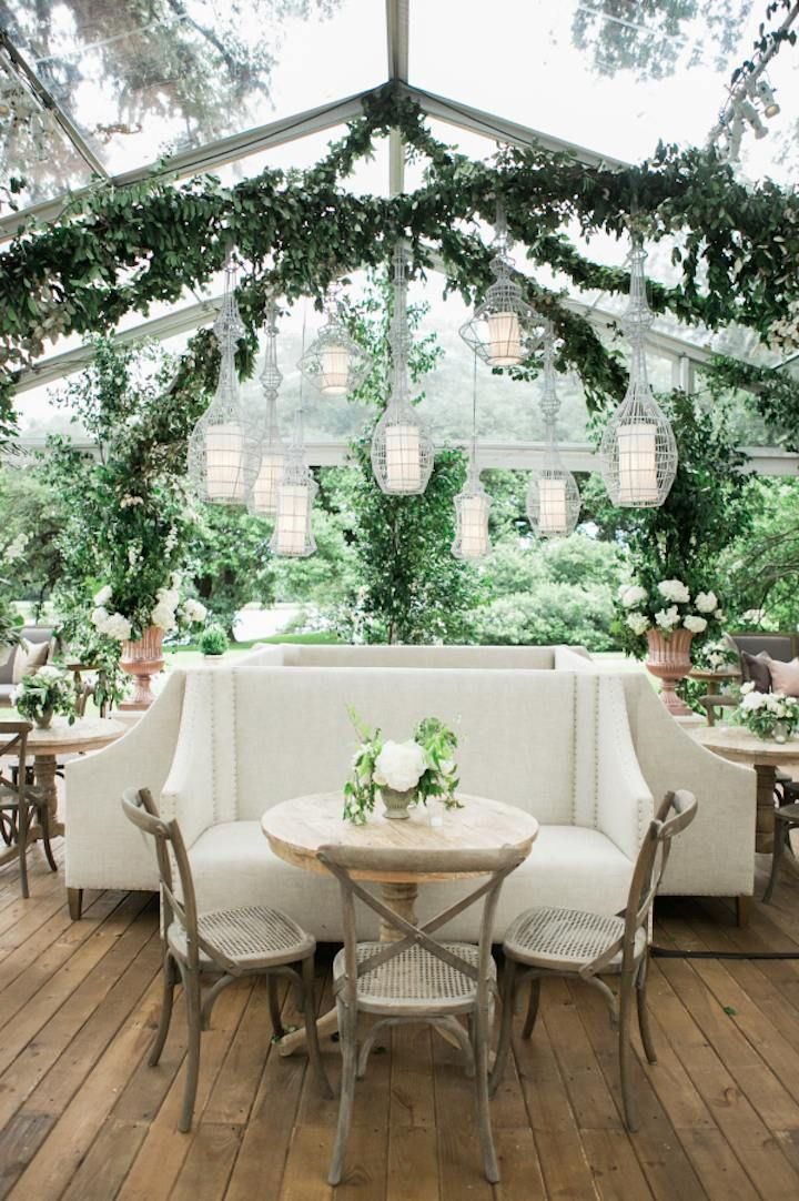 You would never guess that there was a torrential downpour on the day of this beautiful Houston wedding!Bows And Arrowscreated a stunningarbor haven that makes the clear tent for this outdoor wedding seem like it was Plan A.Emily Moise Of Keely Thorne Eventsdid the impossible ofmaking this dream wedding come true, no matter rain or […]