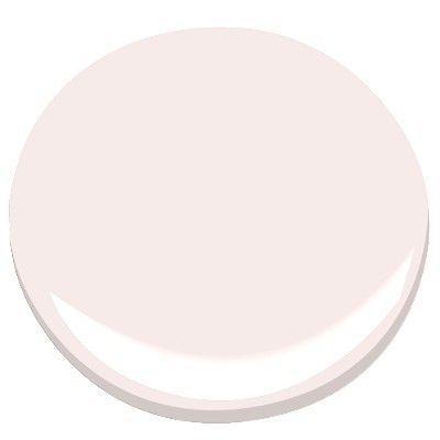 Benjamin Moore pink bliss 2093-70