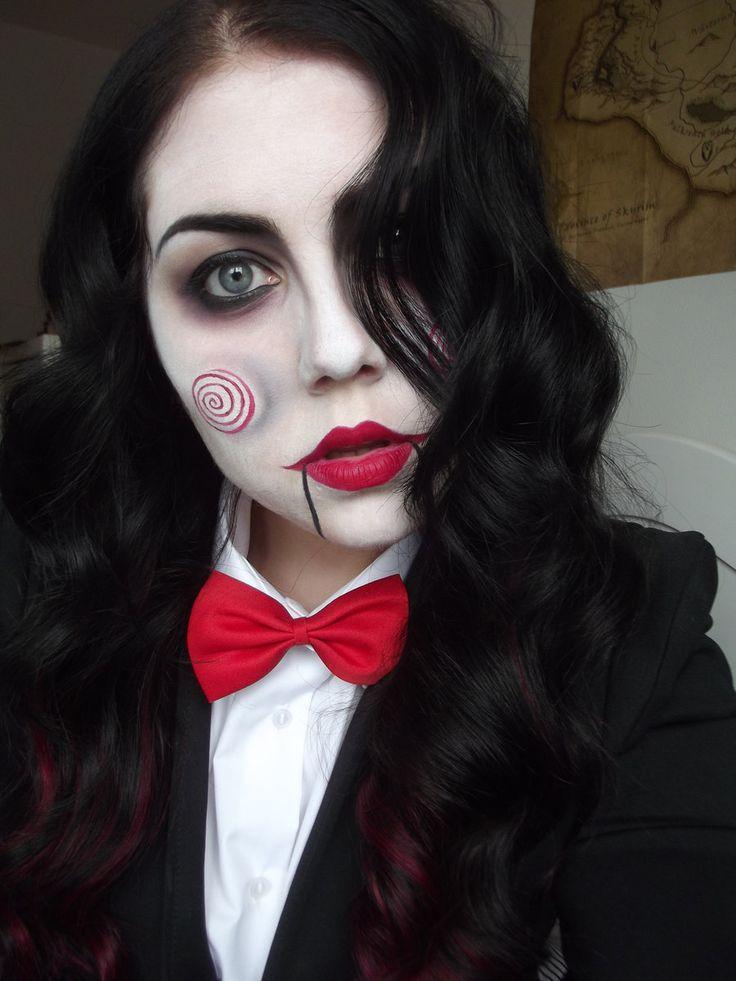 The 25+ best Jigsaw costume ideas on Pinterest   Jigsaw halloween ...