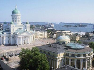 Helsinki, Finlandia, 2017