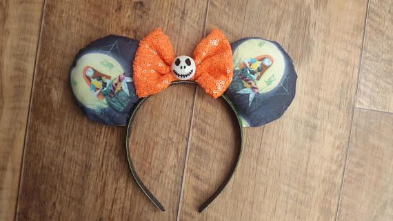Hey, I found this really awesome Etsy listing at https://www.etsy.com/uk/listing/527933326/sally-halloween-disney-ears