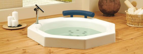 Neptune Nagano soaking tub