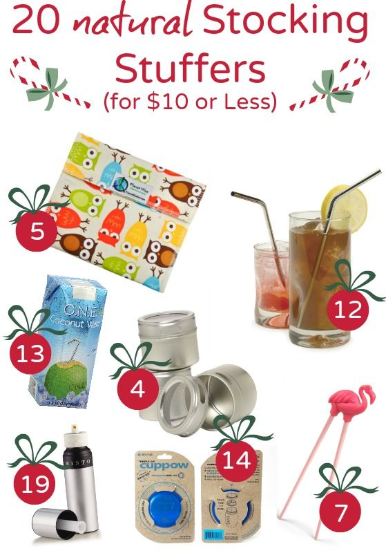 20 Natural Stocking Stuffers For 10 Or Less Natural