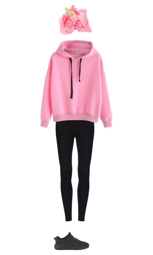 """""""Jojo siwa inspired outfit!!!"""" by mkas06 on Polyvore featuring SIWA"""