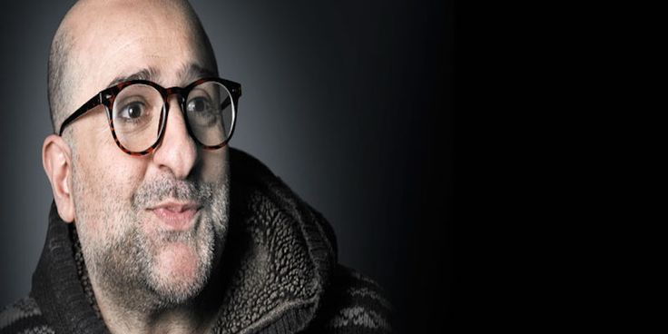 Just read Omid DJalili: The legend is back with his 'Schmuck for a Night' Tour.' on TickX