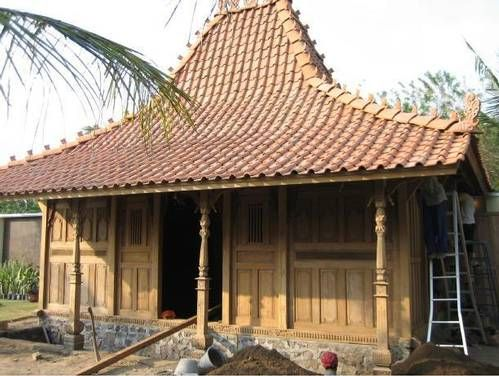 118 Best Images About Traditional Javanese House Joglo