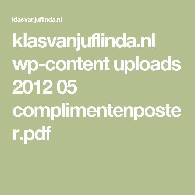klasvanjuflinda.nl wp-content uploads 2012 05 complimentenposter.pdf