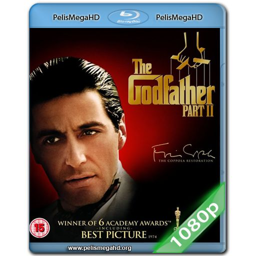 The Godfather 1974 1080p