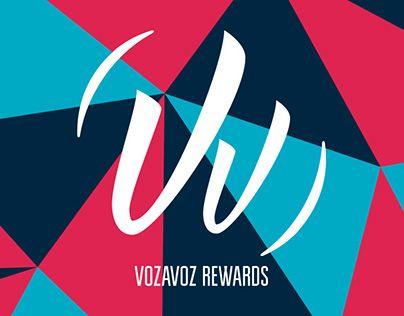 "Check out new work on my @Behance portfolio: ""Vozavoz Rewards Logo Redesign"" http://be.net/gallery/40427727/Vozavoz-Rewards-Logo-Redesign"