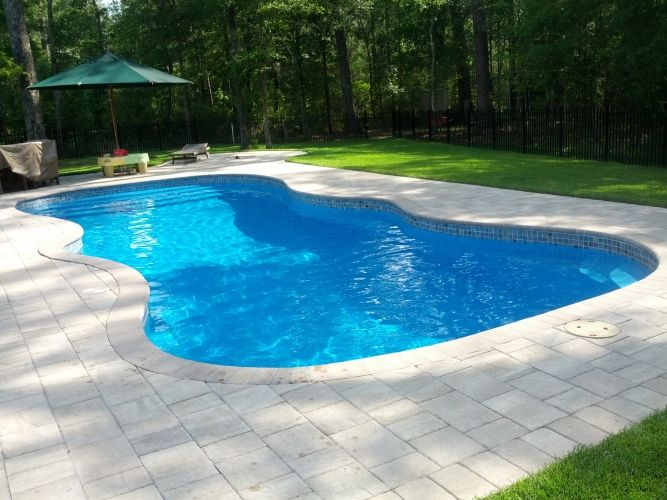Best 25 Fiberglass Inground Pools Ideas On Pinterest Small Fiberglass Inground Pools Small