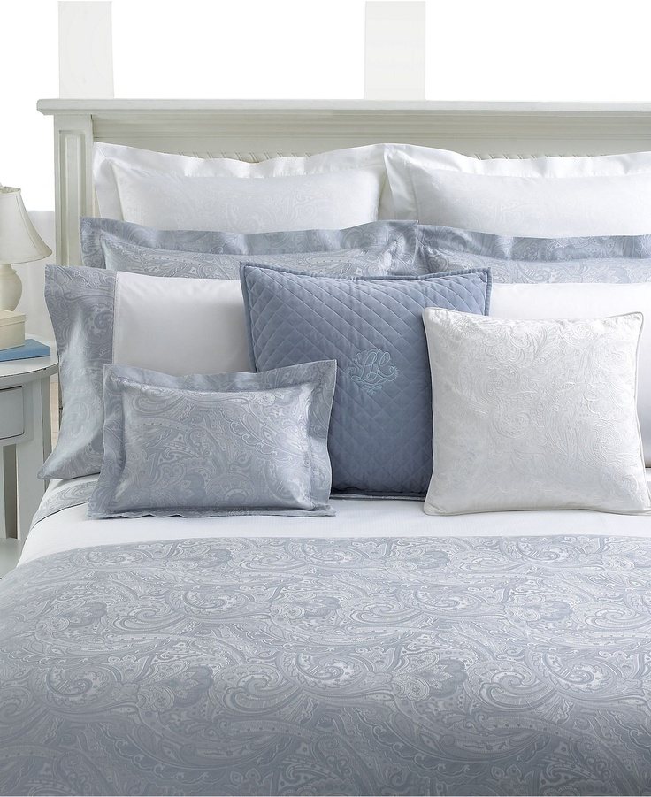 Ralph Lauren Hotel Collection Bedding: 17 Best Images About ╭⊰ Bedrooms ⊱╮ On Pinterest