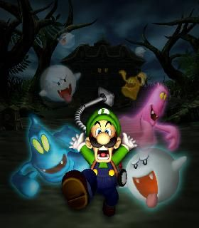 Luigi's Mansion. I grew up with the GameCube, and I loved Luigi's Mansion.