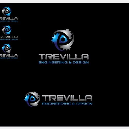 Trevilla Engineering & Design 鈥?20Create a New Logo For Mechanical Engineering Firm.