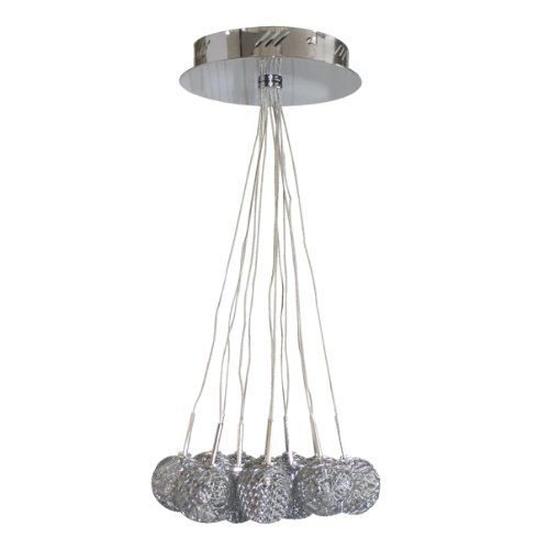 lighting for lounge ceiling. litecraft astratto 12 light chrome ceiling pendant amazoncouk lighting for lounge n