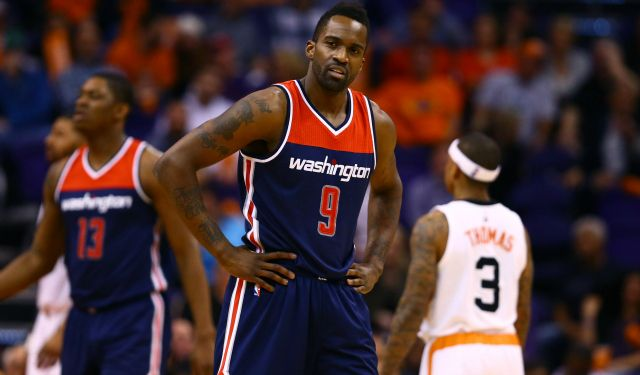 Wizards to waive Martell Webster, reportedly sign Ryan Hollins
