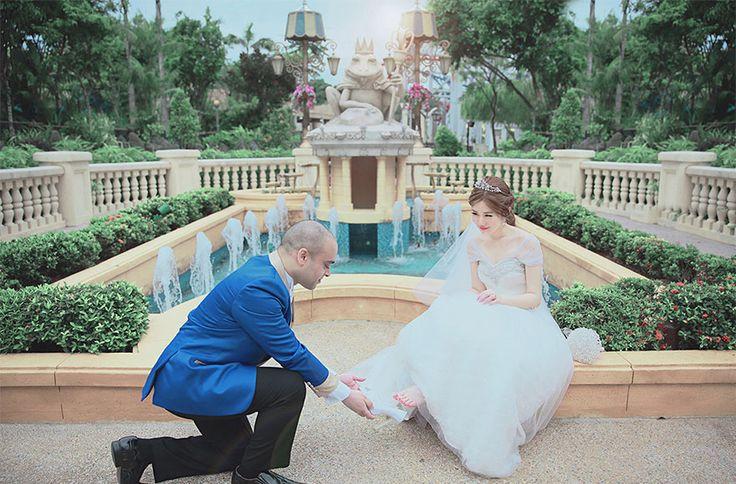 17x de meest geweldige geeky thema-bruiloften - NSMBL