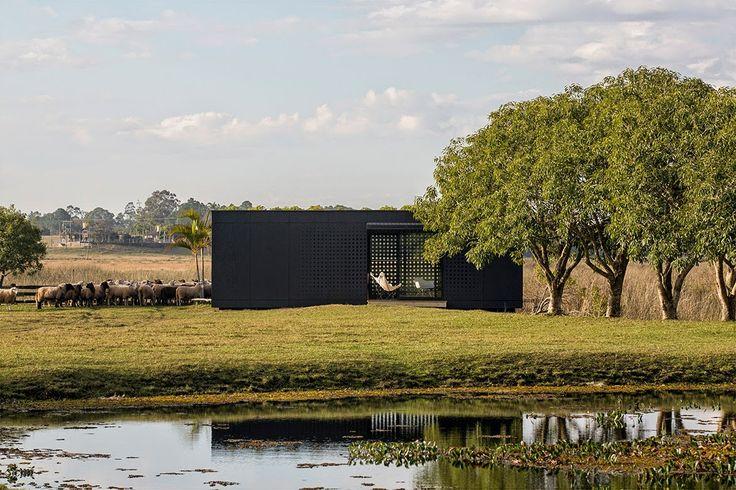 Minimod - Casa Préfabricada / Prebabricated House   Arq & Eng Mag